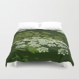 Angelica Abstact Duvet Cover
