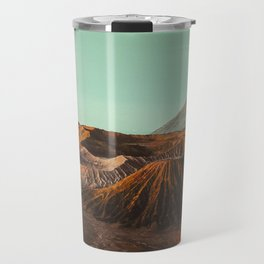Bromo volcano, Indonesia Travel Mug