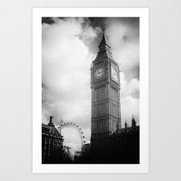 Elements of London V Art Print