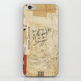 ə-ˈdik-shən iPhone Skin