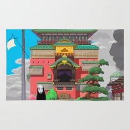 Spirited Away - Pixel Art Rug