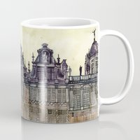 takmaj Mugs featuring Brussels by takmaj