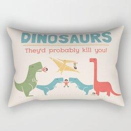 Fact Rectangular Pillow