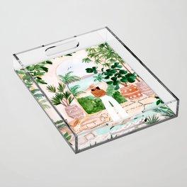 Peaceful Morocco II Acrylic Tray