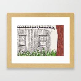 Mols Framed Art Print