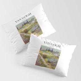 Van Gogh - Garden at Arles Pillow Sham