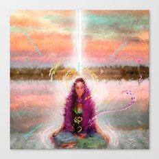 vibratiOhms Canvas Print
