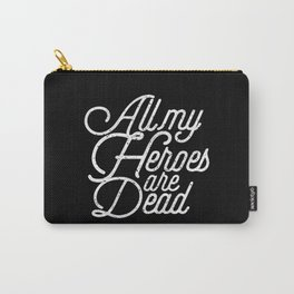 All My Heroes Carry-All Pouch