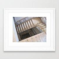 escher Framed Art Prints featuring Escher by KMZphoto