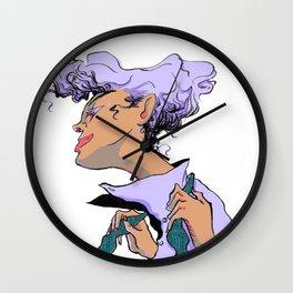 Dandyfine Wall Clock