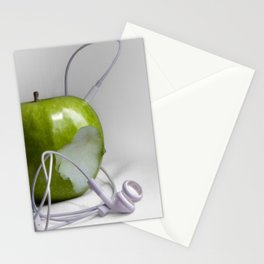The Original Ipod - 2 Stationery Cards