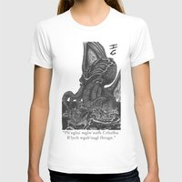 cthulhu T-shirts featuring Cthulhu by IG Design