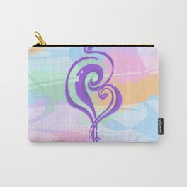 Heart Ties Carry-All Pouch