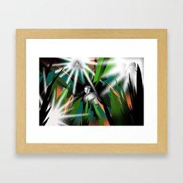 My Republican Stalkers Framed Art Print