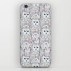 Chouette! iPhone & iPod Skin