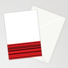 Classy Babe - Red Stationery Cards