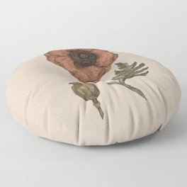 Poppy Floor Pillow