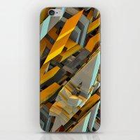 transformer iPhone & iPod Skins featuring Transformer Fish by Kunstbehang / Edwin van Munster