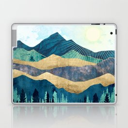 Blue Forest Laptop & iPad Skin