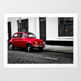 Classic Cinquecento, London Art Print