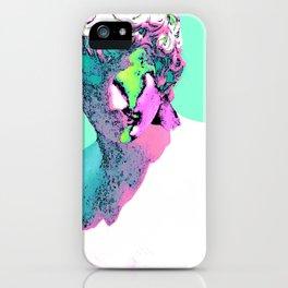 Eraserhead - technicolour iPhone Case