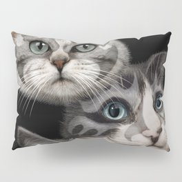 THE TRIO Pillow Sham