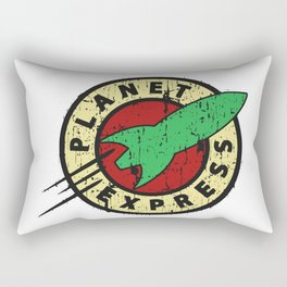 planet express Rectangular Pillow