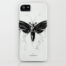 Cosmoth iPhone Case