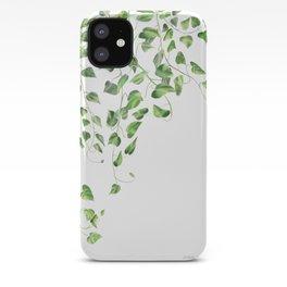 Golden Pothos - Ivy iPhone Case