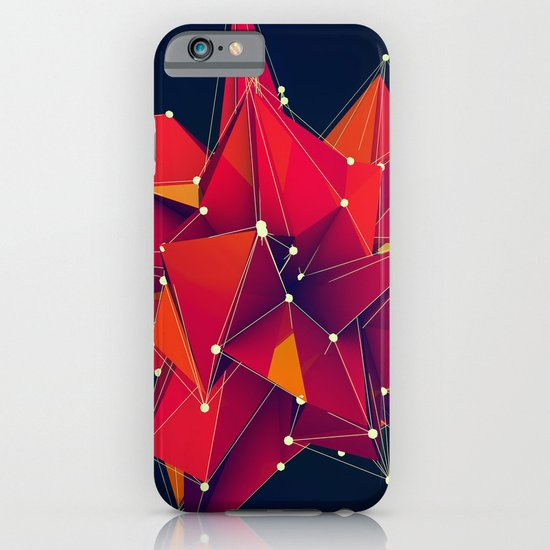 Architecture Polygons iPhone & iPod Case