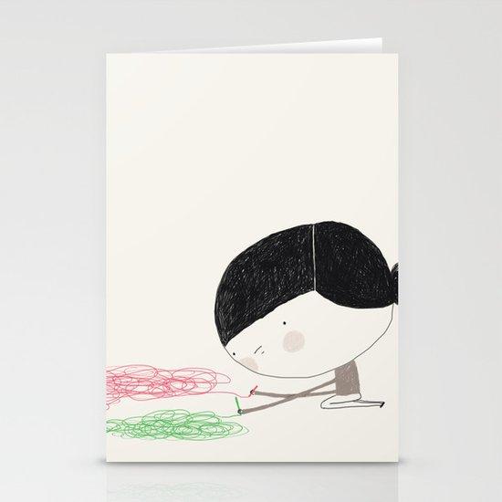 Skilful Stationery Cards