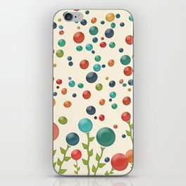 The Gum Drop Garden iPhone Skin