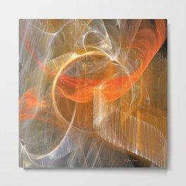 Tangerine Dream Metal Print