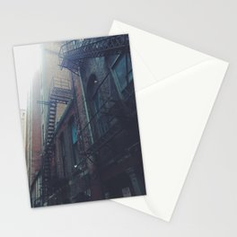 behind the lots Stationery Cards