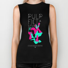 Pulp Fiction Biker Tank