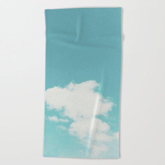 Dust Beach Towel