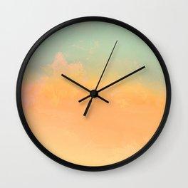 Sunrise Wall Clock