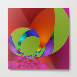 dreams of color -20- Metal Print