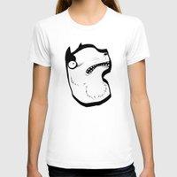 werewolf T-shirts featuring Werewolf by Kujirazou