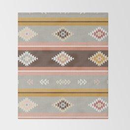 Vintage Kilim (big) Throw Blanket