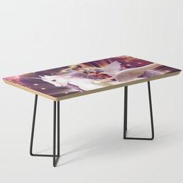 Andora: Drag Queen Riding a Unicorn Coffee Table