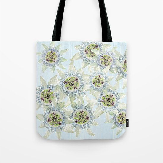 Passion flower Fever Tote Bag