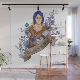 Guardian of Magic Wall Mural