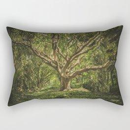 Spirits inside the wood Rectangular Pillow