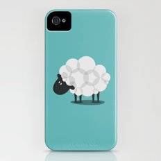 SHEEP iPhone (4, 4s) Slim Case