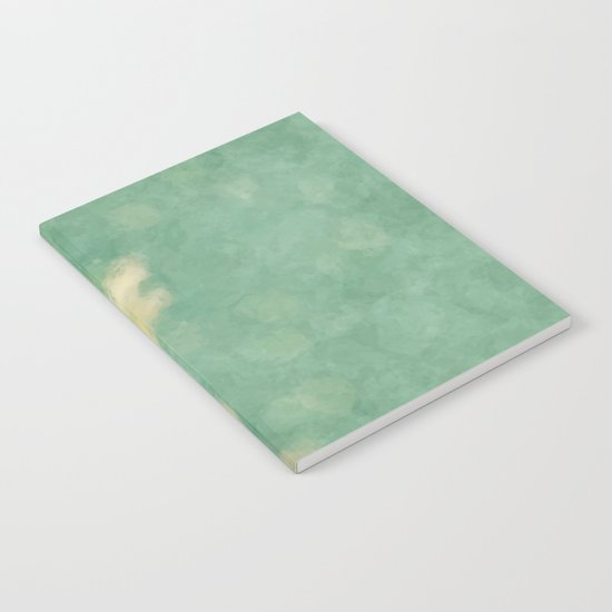 Dream of spring Notebook