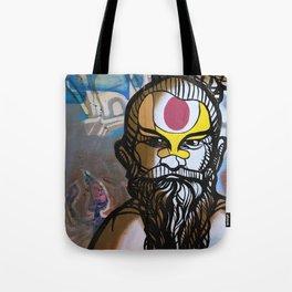 Jai Guru Deva, Om Tote Bag
