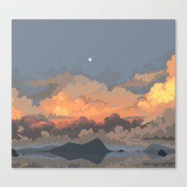 Java Canvas Print