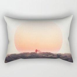 A Call Heard Rectangular Pillow