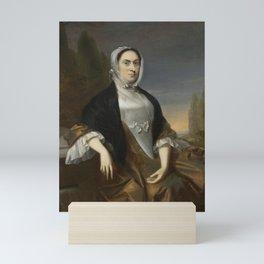 John Singleton Copley - Sarah Tyler (Mrs Samuel Phillips Savage) Mini Art Print